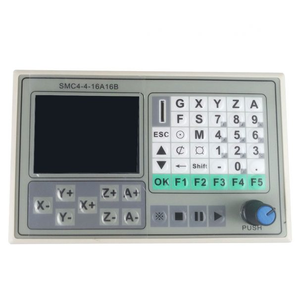 4 axis standalone cnc controller