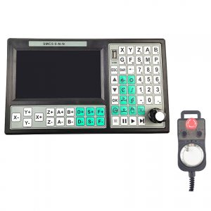 5 axis standalone cnc controller